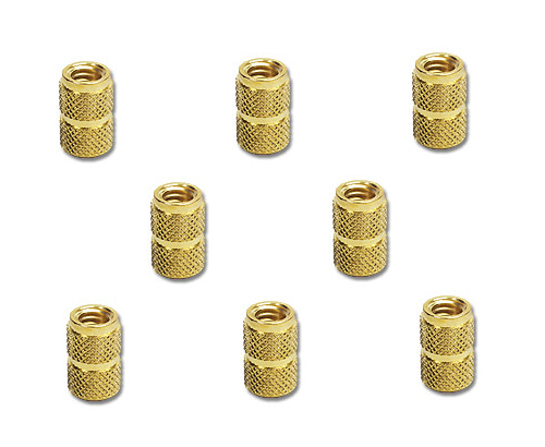 Brass Rubber Inserts