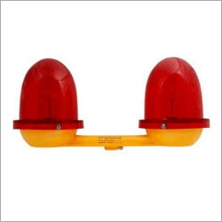 Twin Aviation Obstruction Lights