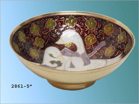 Enameled Designer Bowls