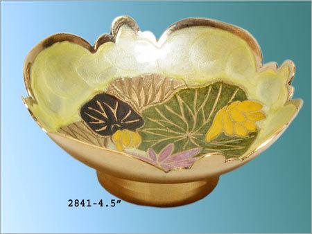 Enameled Fruit Bowls