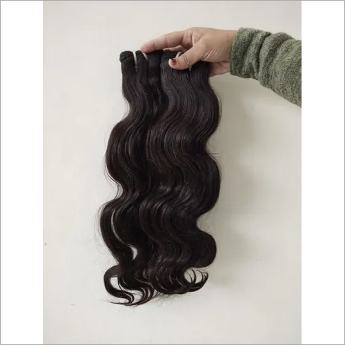 Processed Wavy Hair