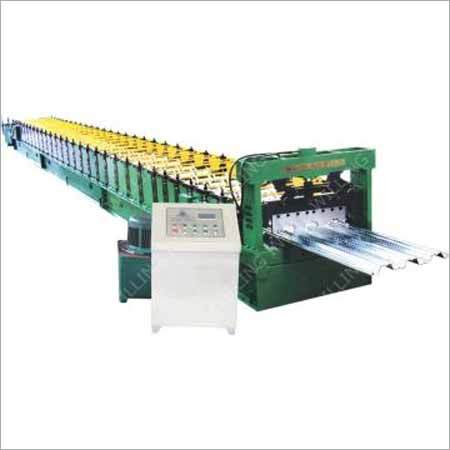 Steel Floor Decking Machine