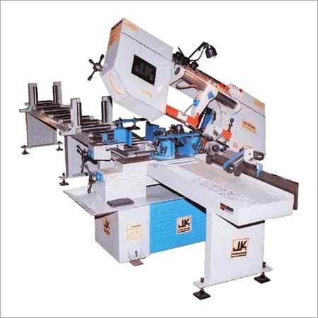 Manual Bandsaw Machine