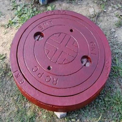 RCPC Manhole Cover