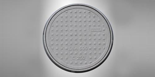 Designer Manhole Cover