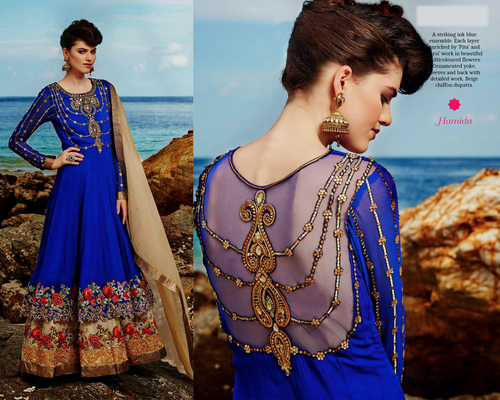 Pure Georgette Hamida Dress