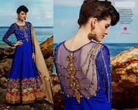 Pure Georgette Hamida Dress