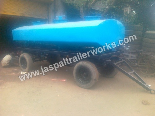 Industrial Water Tanker Trolley
