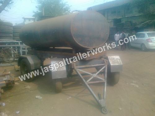 Custom Tanker Trolley