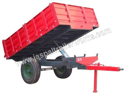 Industrial Tipping Trailer