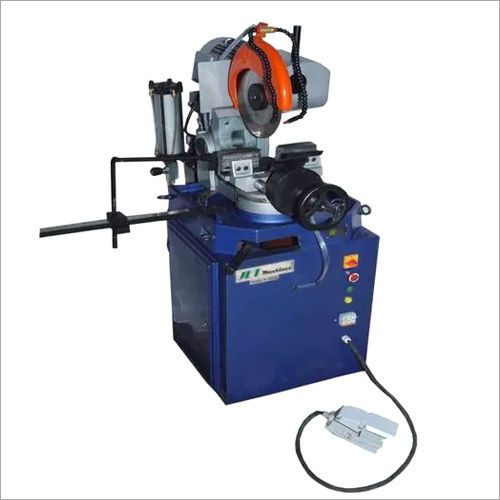 JE315 Semi Automatic Tube Cutting Machine
