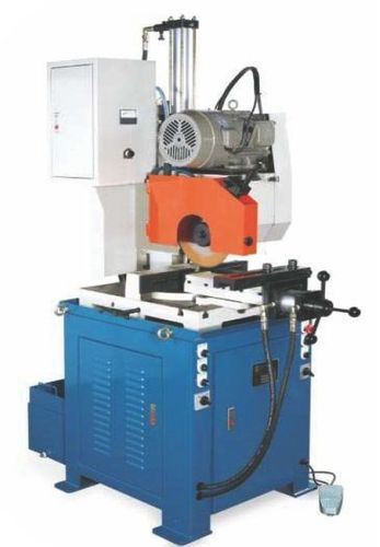 Semi-Automatic Pipe Sawing Machine