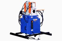 Semi Automatic Pipe Chamfering Machine