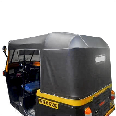 Rickshaw Hoods