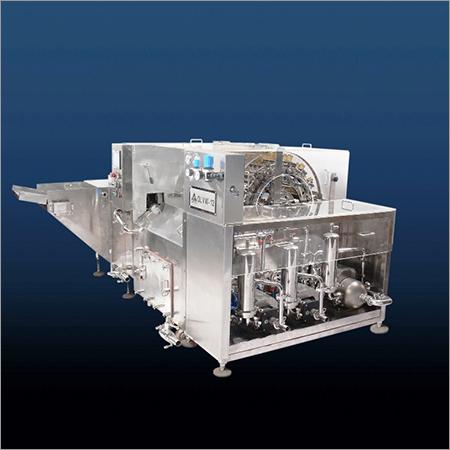 Vial Wasing Machine