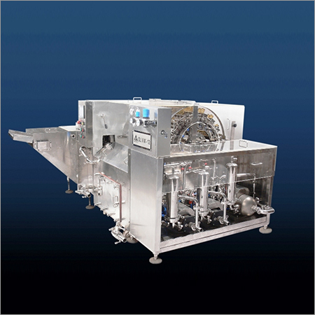 Vial Wasing Machine