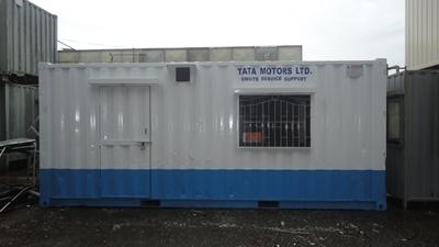 GI Bunk House Portable Cabin