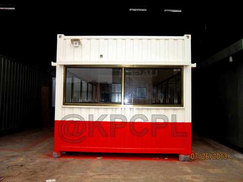 GI Toll Booth Cabin