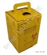 Hospital Safety Box and Sharp Safety Box CE Approved