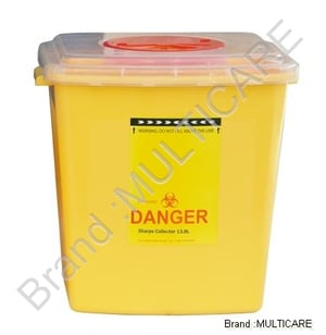 Disposable Needle Box CE Approved