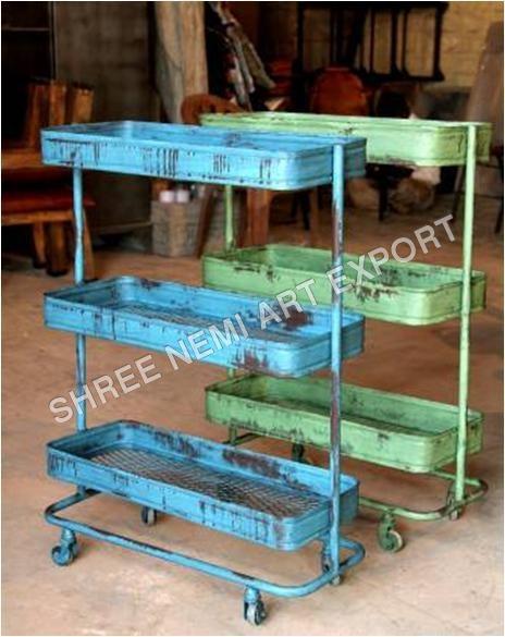 Industrial & Iron Furniture