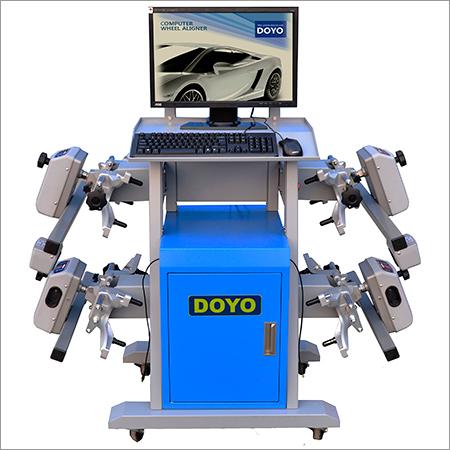 Computerized Wheel Alignment
