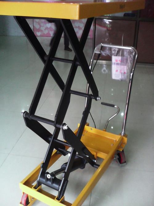 Hydraulic Scissor Lifts