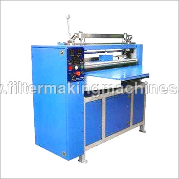 Blade Pleating Machine