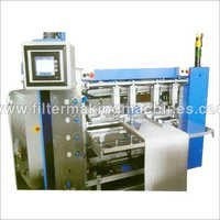 Automatic Blade Pleating Machine