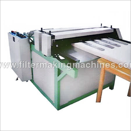 Rotary Pleating Machine