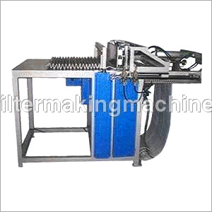 Pusher Bar Pleating Machine