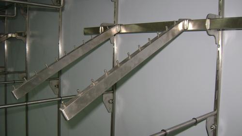 Metal Arm Display Rack