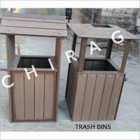Decorative Trash Bins