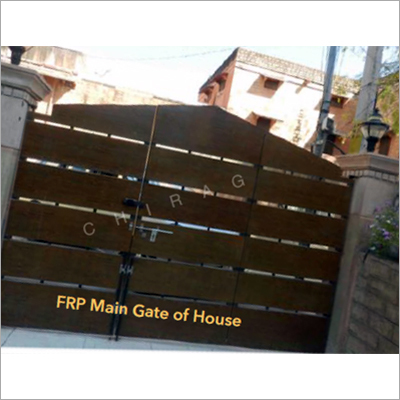 FRP Main Gates