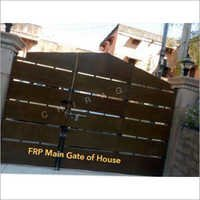 FRP Main Gate