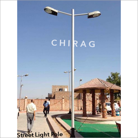 Fibreglass Lighting Pole