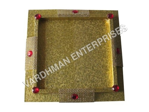 SQUARE MDF TRAY