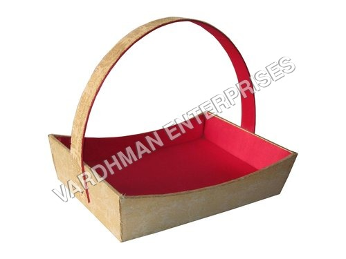 Rectangle Mdf Basket