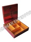 Small Swastik Bhaji Box