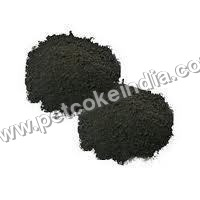 pet coke powder