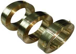 Brass Flat Wire