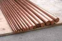High Conductivity Copper Rod