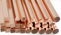 Sulphur Copper Rods