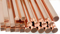 Sulphur Copper Rods