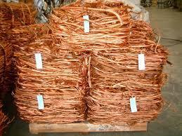 Copper Scraps Mill Berry