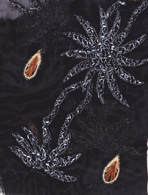 Embroidared Fabric