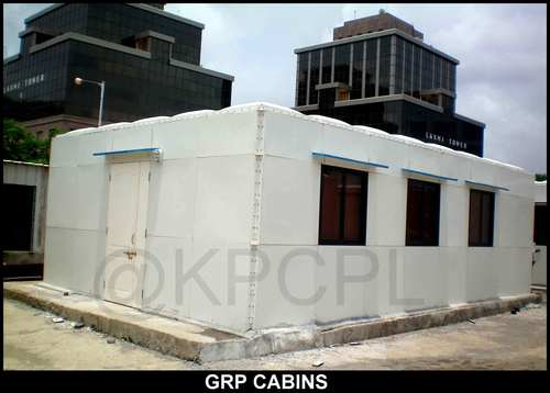 GRP Prefabricated Cabin