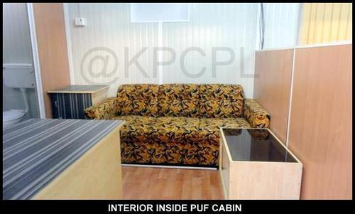 PUF Prefabricated Cabin