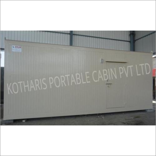 PUF Site Office Cabin