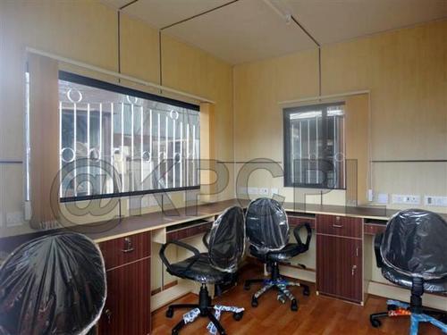 PUF Portable Office Cabin